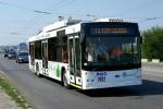 В Харькове появятся троллейбусы с автономным ходом и новые маршруты