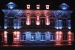 На фасадах домов в центре Харькова установят архитектурную подсветку