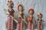 Харьковчан приглашают на выставку кукол-мотанок «Слободские мотивы»
