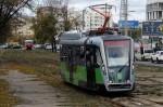 В районе «Барабашово» не ходят трамваи и троллейбусы