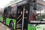 Транспортный парк Харькова обновят на 150 троллейбусов