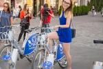 Харьковским медикам и волонтерам предлагают бесплатный велопрокат