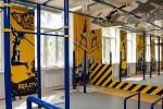 В Харькове в августе откроют самый большой в Украине зал для воркаута