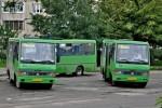 На Сортировке построят разворотный круг для автобусов