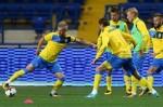 На «Металлисте» пройдет открытая тренировка сборной Украины по футболу