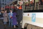 В электротранспорте Харькова проводится мониторинг пассажиропотока