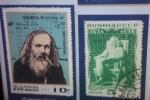В ХНУ проходит выставка уникальных марок и конвертов