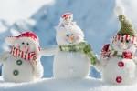 Харьковчан приглашают полепить снеговиков