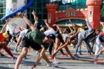 Харьковчан приглашают на открытую фитнес-тренировку
