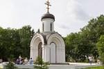 Возле Харьковского военного госпиталя построят часовню