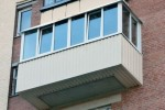 Расширение балкона: три основных способа
