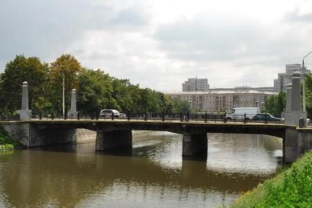 Проезд по Купеческому мосту ограничат на два месяца