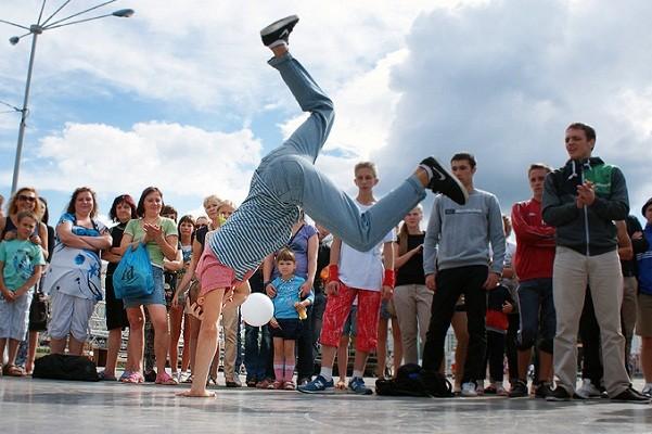 В Харькове пройдут соревнования юных брейкдансеров