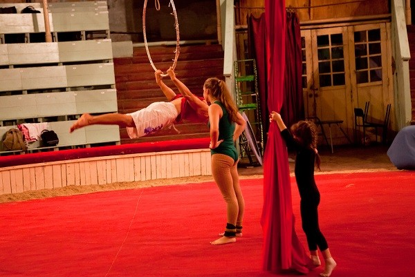 Харьковчан приглашают на экскурсии в Старый цирк