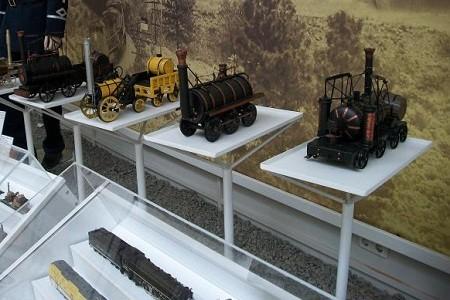 На станции «Основа» откроют железнодорожный музей