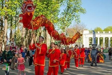 В парке Горького пройдет Карнавал культур