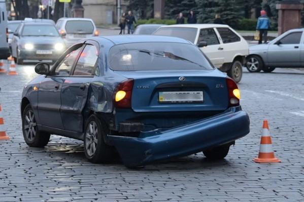 Дороги Харькова с наибольшей концентрацией ДТП: перечень