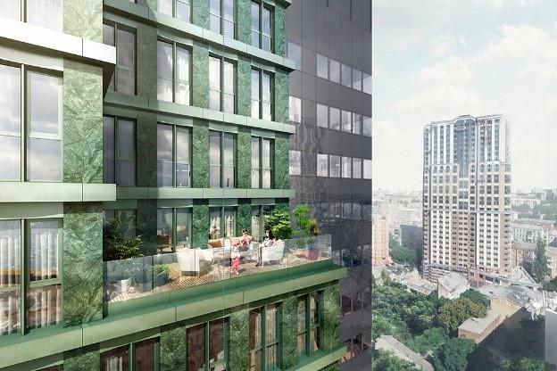 CHICAGO Central House — дом нового поколения в центре Киева