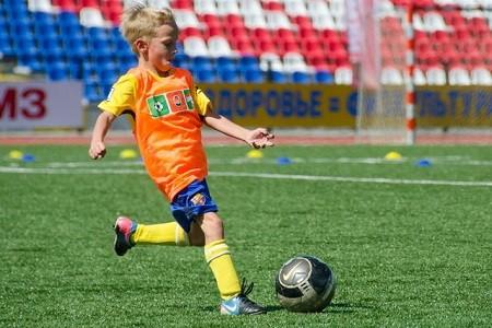 На стадионе «Металлист» пройдет детский фестиваль футбола