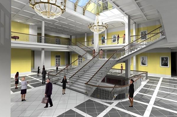 Открытие Харьковской филармонии после реконструкции состоится 14 февраля