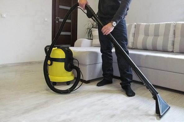 Моющие пылесосы: особенности и достоинства