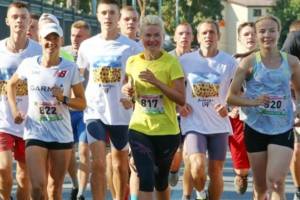 В рамках Харьковского марафона пройдет корпоративный забег
