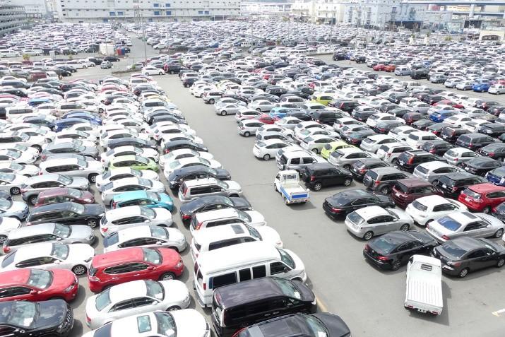 Как работает крупнейший аукцион авто США