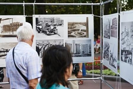 В парке Горького представят новую коллекцию фото военного Харькова