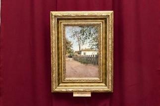 Картина Васильковского, возвращенная из Германии, будет экспонироваться до конца января