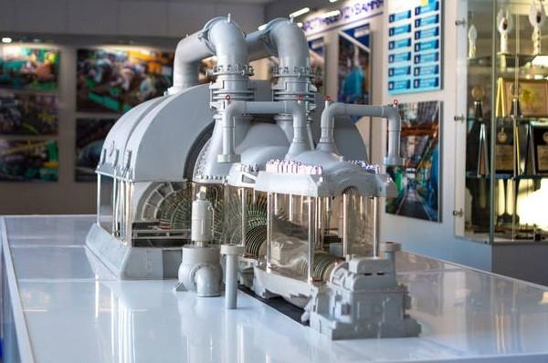 На «Турбоатоме» открылся обновленный музей