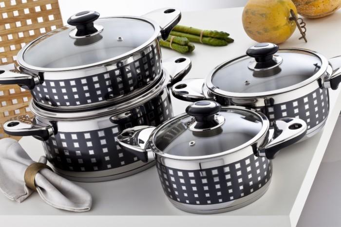 Покупаем кухонную посуду: советы по выбору кастрюли