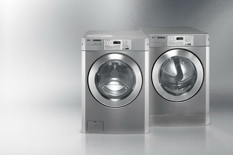 Стиральные машины LG и их преимущества