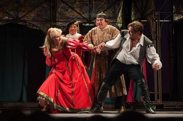 В Харькове покажут инклюзивный спектакль по Шекспиру