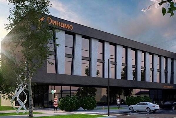 В Харькове построят два новых спорткомплекса «Динамо»