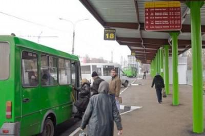 Возле станции метро «Индустриальная» построят терминал