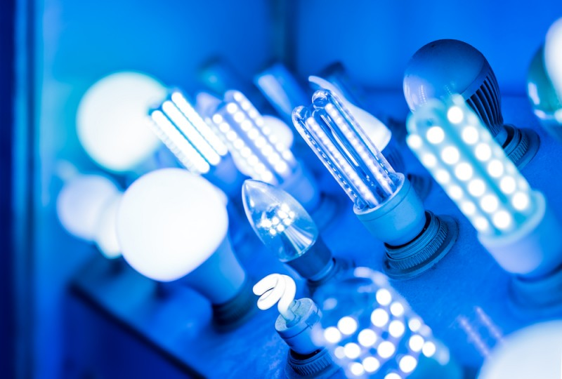 Светодиодные светильники: виды, конструкция, функции!