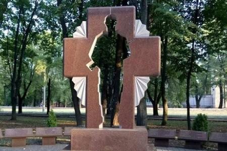 В трех районах Харьковской области появятся памятники участникам АТО