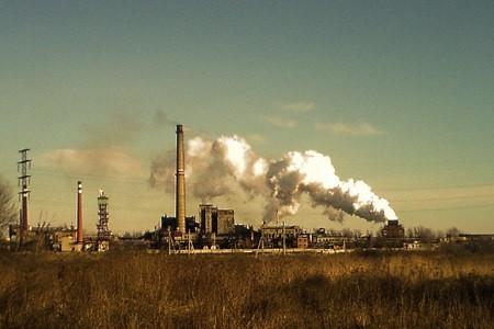 Харьковская область на девятом месте в рейтинге загрязненности областей Украины