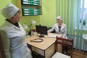 В Чугуеве открыли уникальную амбулаторию
