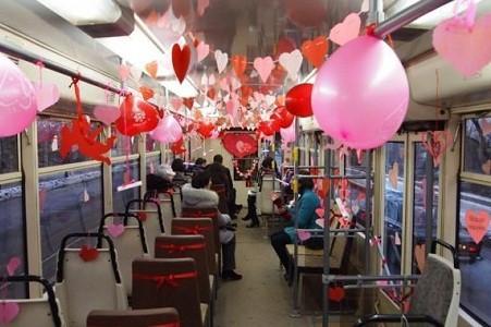 В День влюбленных Харьковом будет курсировать ретро-трамвай