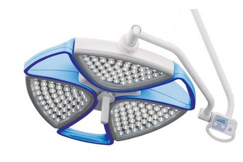 Виды и особенности медицинских бестеневых светильников