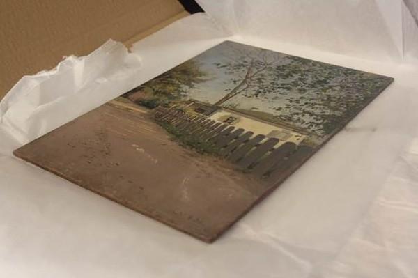 Харьковскому музею вернут картину, потерянную во время Второй мировой войны