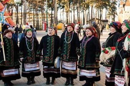 Жители 30 городов Украины и 5 стран мира исполнят в Харькове знаменитую колядку