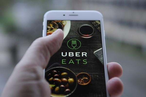 40 гривен/40 минут: в Харькове запускают сервис UberEats