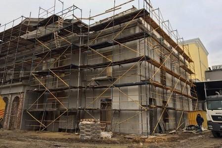 Достроить Харьковскую филармонию планируют к концу 2018 года