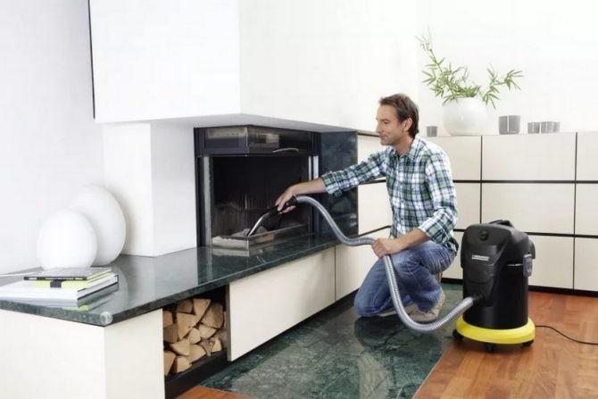 Особенности ухода за печью или камином