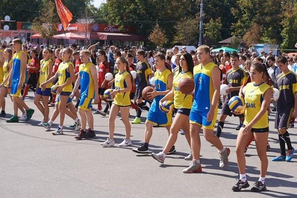 V Харьковская спортивная ярмарка соберет рекордное количество организаций