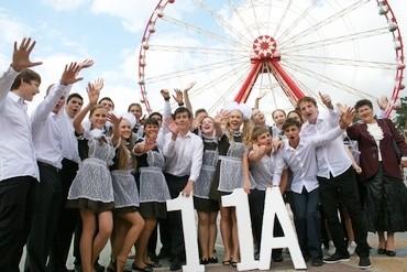 Последний звонок в парке Горького отметят пенным шоу и кинопоказом: программа