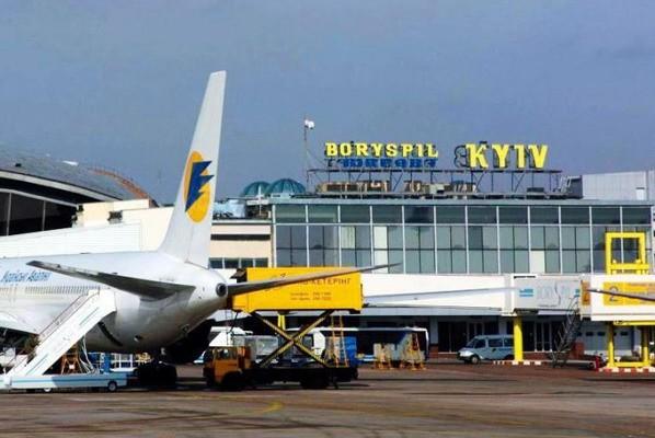 Особенности рекламы в аэропорту Борисполь