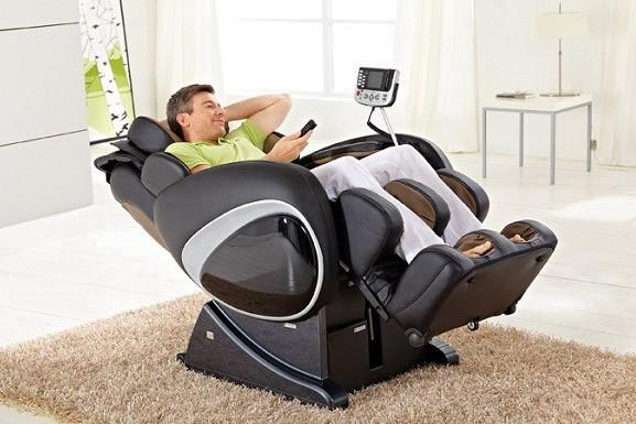 Покупаем массажное кресло: особенности выбора